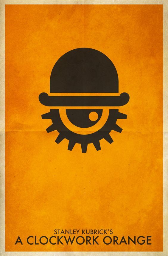 《发条橙》(A Clockwork Orange) ​