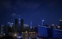 海上海的夜