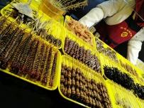 北京王府井小吃街的串T_T