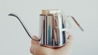 一只咖啡壶